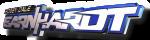 Bobby Dale Earnhardt 3D Logo Design 2